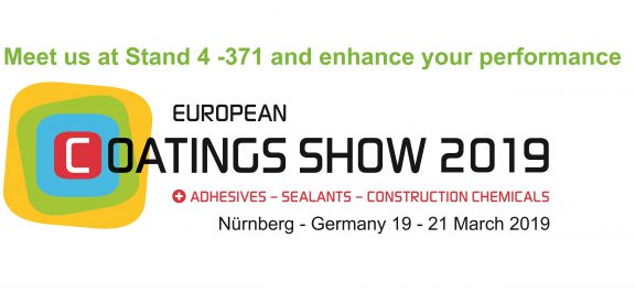 European Coatings Show 2019 Avebe